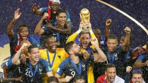 Federation Internationale de Football Association reveals staggering stats from 2018 Soccer World Cup