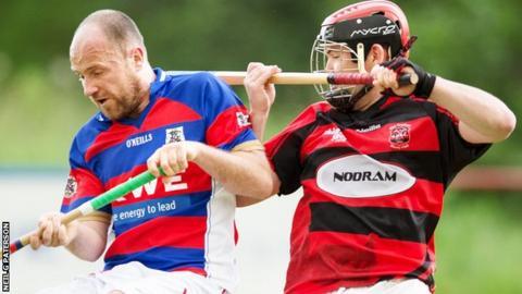 Glenurquhart were 2-1 winner at Kingussie