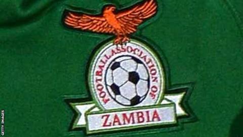 The Football Association of Zambia logo