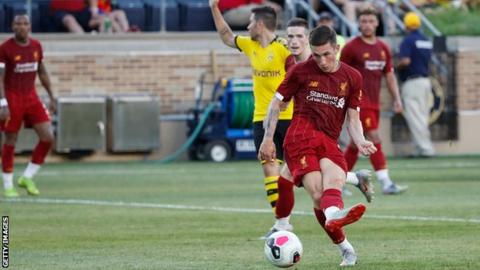 Liverpool winger Harry Wilson on verge of completing Bournemouth loan