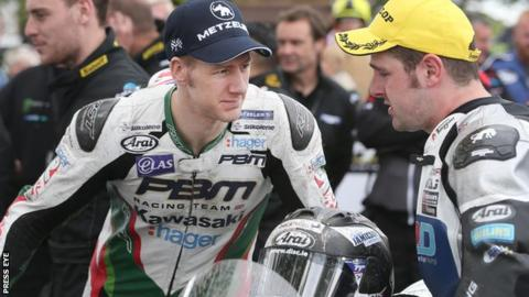Ian Hutchinson and Michael Dunlop have been in a class of their own at this year's Isle of Man TT