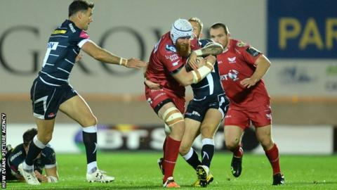 Jake Ball and Mike Phillips