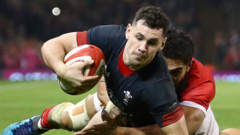 Stunning comeback: France blow 16-point lead as Wales triumph