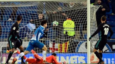 Gerard Moreno's goal
