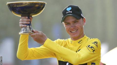 Chris Froome: Team Sky rider 'rammed on purpose' by car in ...