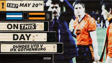Dundee United graphic