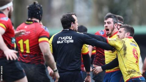 World Rugby to conduct review of Belgium vs Spain