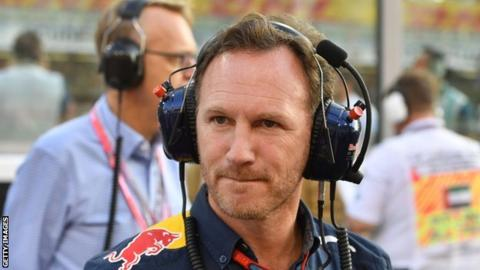 Mercedes 'absolutely favourites' for 2017 F1 title, says Christian Horner