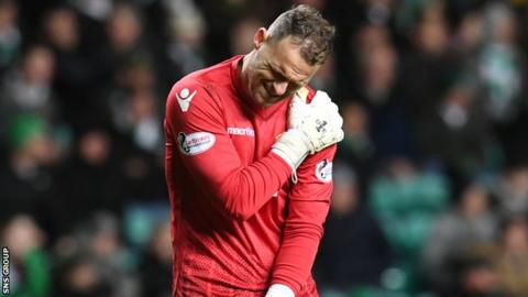 Trevor Carson is missing with a shoulder injury