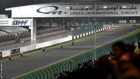 Qatar MotoGP: Opening race of 2020 season cancelled over coronavirus restrictions