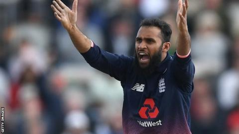 Adil Rashid agrees white-ball only deal at Yorkshire