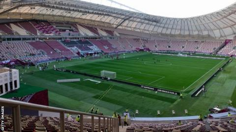 Qatar's Education City Stadium not to host Club World Cup games