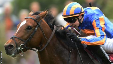 Joseph O'Brien is down to ride Gleneagles in Saturday's big race
