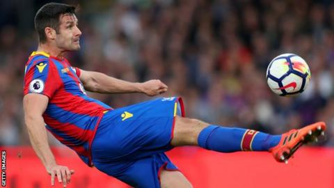 Crystal Palace pay penalty in draw with Bournemouth