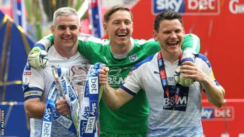 McNulty has won promotion to the EFL with three clubs - Fleetwood, Luton and Tranmere