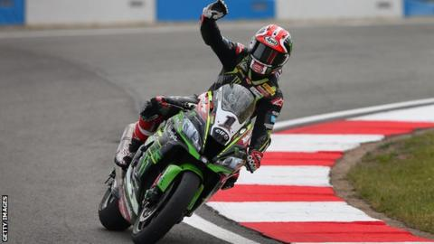 Jonathan Rea is aiming for a fourth consecutive World Superbike title