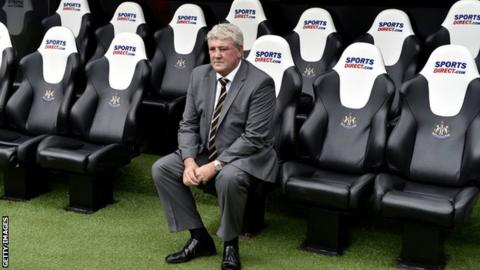 Steve Bruce has been in managerial employment during every calendar year since his first job with Sheffield United in 1998