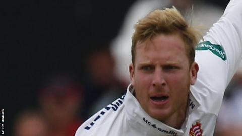 Essex bowler Simon Harmer's 6-87 against Nottinghamshire are his best figures this season