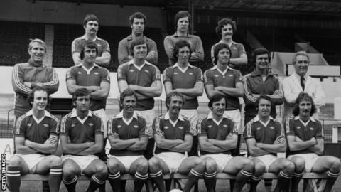 1976 Bristol City squad