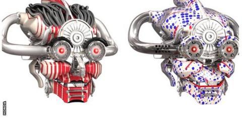 Luciana Honda engines