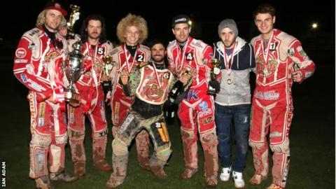Glasgow Tigers speedway team
