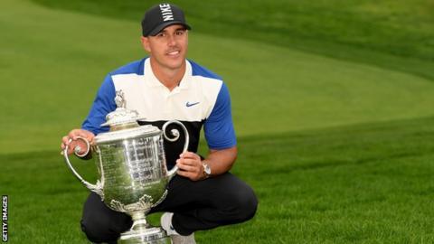 PGA TOUR statement on Cameron Champ WD
