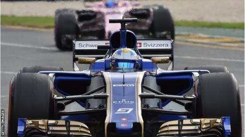 Sauber and Force India drop complaint to EU