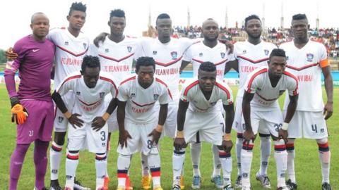 Nigerian side FC Ifeanyi Ubah