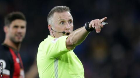 Bournemouth want referee's 'sarky' feedback investigating thumbnail