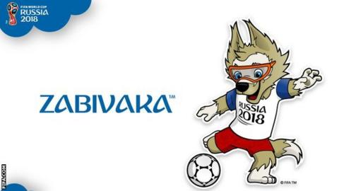 Zabivaka the wolf