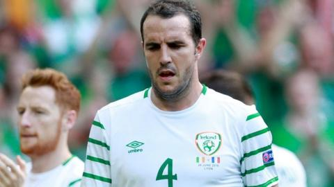 John O'Shea spent 12 years at Manchester United before joining Sunderland in 2011