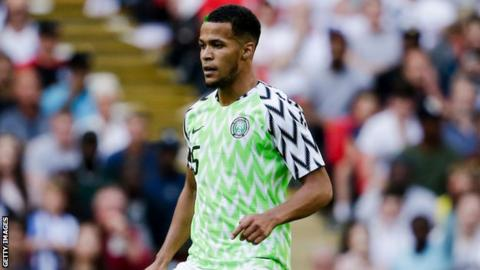 William Troost-Ekong: 'Playing for Nigeria best decision ever'