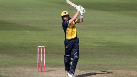 Australia batsman Marnus Labuschagne has scored more than 1,000 first-class runs for Glamorgan in 2019