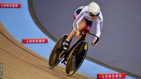 Jess Varnish, former Team GB cyclist