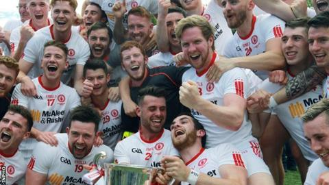 Tyrone won their 14th Ulster senior football championship last year but can they retain the title?