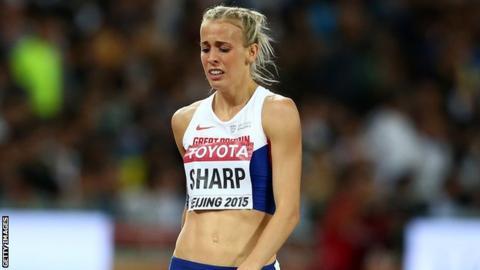 Lynsey Sharp