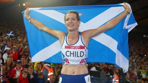 Eilidh Doyle is looking for a third successive 400m hurdles Commonwealth Games medal