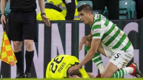 Oli Shaw and Jozo Simunovic