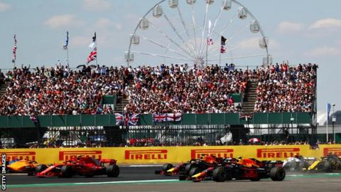 Formula 1 2019: A new era for the sport on television as