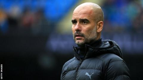 Guardiola hails intense Manchester City after Southampton win