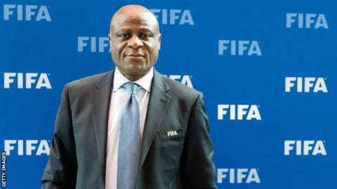 JUST IN: FA President arrested for corruption