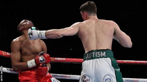 Callum Smith fights Hadillah Mohoumadi