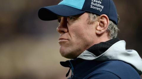 Leeds Rhinos coach Brian McDermott is Coach of the Year