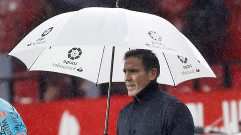 Berizzo set for Sevilla return after cancer surgery