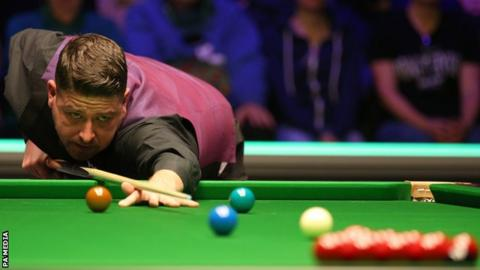 UK Championship snooker: Matthew Stevens beats Mark Selby - BBC Sport