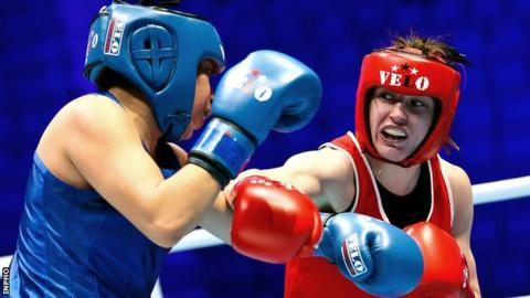 Katie Taylor missed out on a medal at the Rio Olympic Games