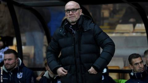 Former Vale favourite Neil Aspin returned to Burslem to succeed the sacked Michael Brown as boss on 4 October