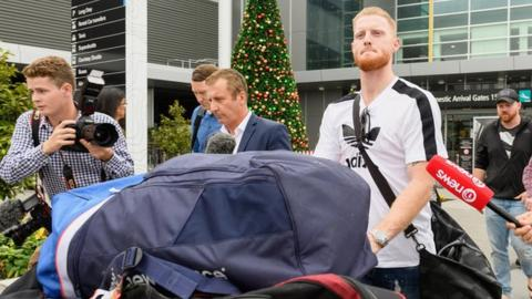Ben Stokes: Police 'seek charging advice' over Bristol nightclub incident