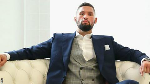 British boxer Tony Bellew