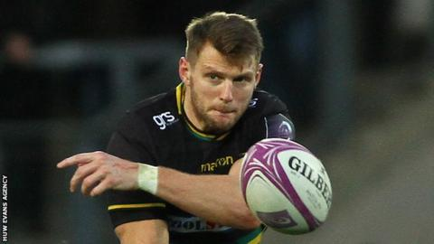 Dan Biggar has scored 344 points in 70 Tests for Wales